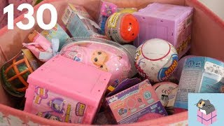 Random Blind Bag Bin 130! Rescue Runts Minis, Shopkins Wild Style, Num Noms Cereals
