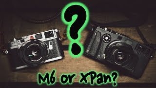 Leica M6 or Hasselblad XPan | which Rangefinder is better for you?
