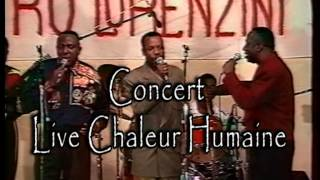 Tabu Ley & Afrisa International - Chaleur Humaine (Concert live disponible en DVD)