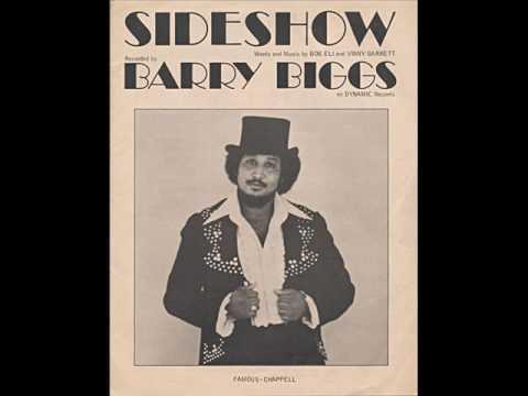 Barry Biggs - Sideshow