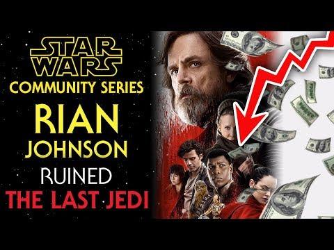 Rian Johnson RUINED Star Wars: The Last Jedi
