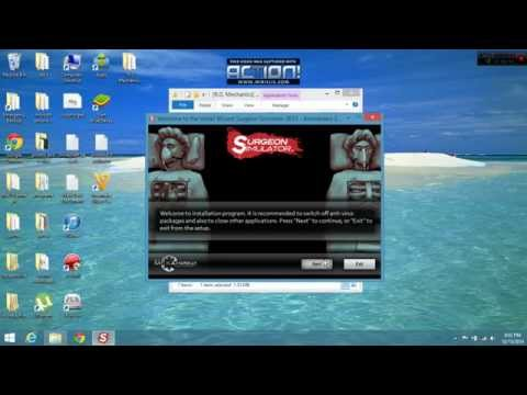 HOW TO DOWNLOAD AND INSTALL/GET SURGEON SIMULATOR ANNIVERSARY EDITION FOR FREE! 2016!