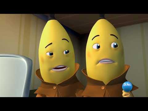 Bananas en pijama. Episodio 28. El ladrón sonambulo