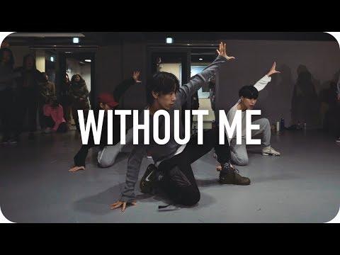 Download Without Me - Halsey / Koosung Jung Choreography Mp4 baru