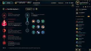 EKKO JUNGLE SEZON 8 RÜN DİZİLİMİ(LEAGUE OF LEGENDS S8 RÜNES) 785.07 KB