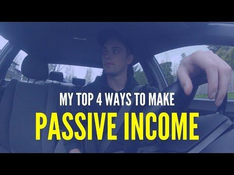 PASSIVE INCOME IDEAS 2017
