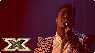 Dalton Harris sings A Song For You | Final | The X Factor UK 2018