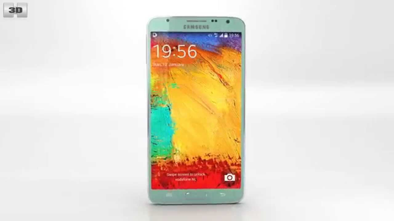 Samsung Galaxy Note 3 Neo Green Samsung Galaxy Note 3 Neo Mint