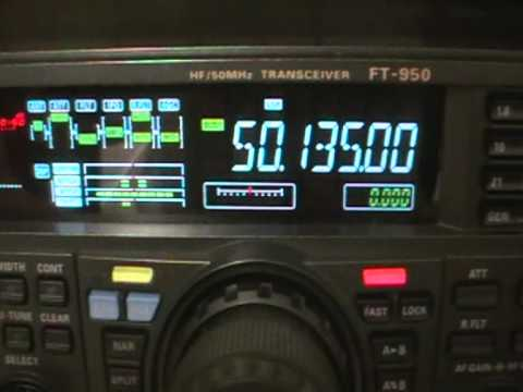 Ham Radio - C5YK - The Gambia on six meter!