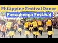 Panagbenga Festival JuniorHS dance performance