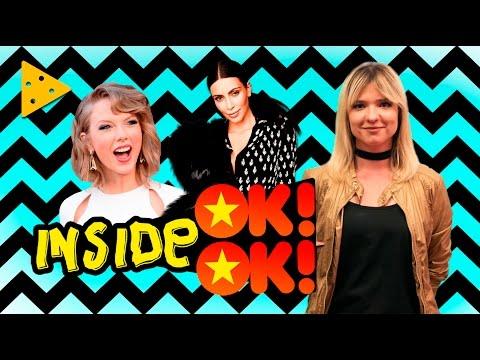 Inside OK!OK! Kim Kardashian x Taylor Swift- ROUND 2