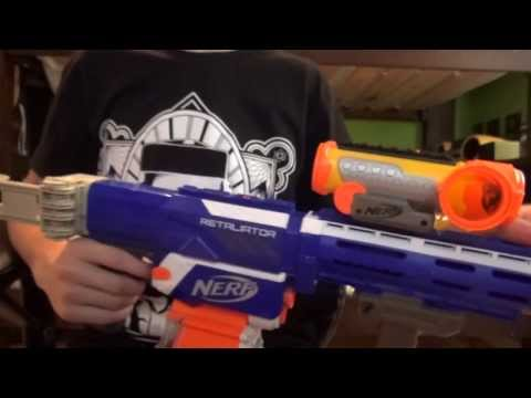 Best NERF Guns for Killing Zombies!!!