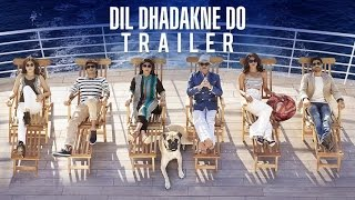 Dil Dhadakne Do Official Trailer | In Cinemas 5th June