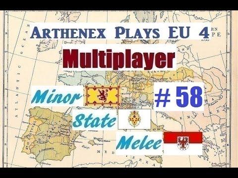 Let's Play EU 4 Mulitplayer as Scotland: Episode 58