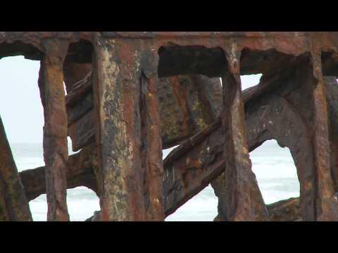 Grant's Getaways:  Oregon Shipwrecks