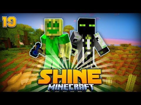 LABERSTUNDE mit ArazhulHD - Minecraft SHINE #019 [Deutsch/HD]