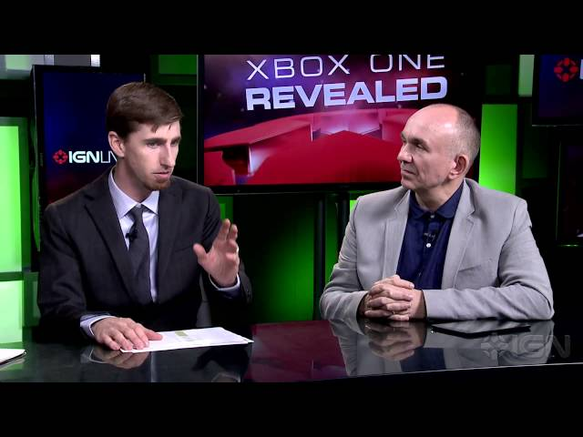 Is the Xbox One a Gaming or Entertainment Console? - Xbox One Reveal