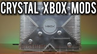Modding an Original PAL Crystal Xbox Special Edition Console to work in North America | MVG