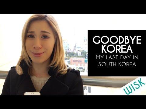 GOODBYE KOREA | My Last Day In South korea