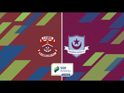First Division GW1: Cobh Ramblers 0-2 Drogheda United