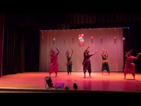 Mmla 2013 Diwali - Tak Dhina Dhin Dance Group video