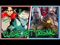 Amazing Cliche but Original Feeling Stories (ft. Hero Academia & Thanos in Avengers Infinity War)