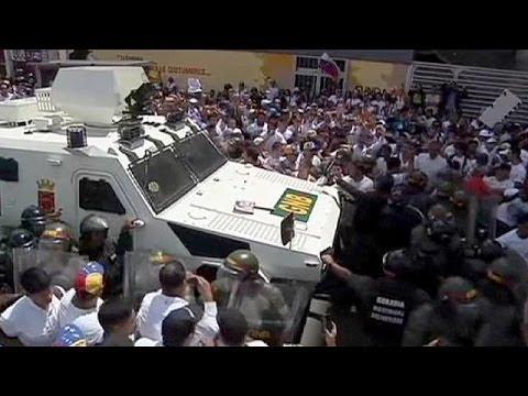 Venezuela: Maduro mantiene su pulso con la oposición tras la detención de López