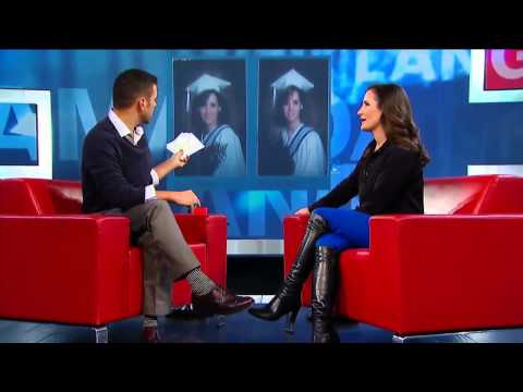 Amanda Lang On George Stroumboulopoulos Tonight: INTERVIEW