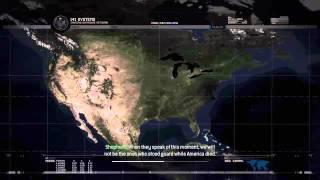 """Modern Warfare 2 Campaign: """"Second Sun"""" (Nuke & EMP scene)"""