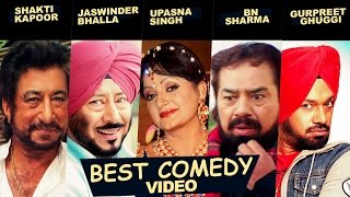 Best Comedy Video  Jukebox  Funny Scenes  Shakti K