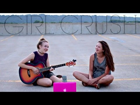 Girl Crush Cover (Rooftop Riffs) | xoxosolie