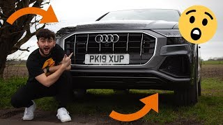 Is this the BEST SUV EVER? | Audi Q8 Review | Event Launch