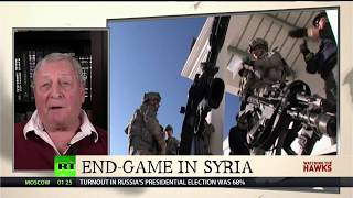 Pompeo, Syria & Regime Change with Philip Giraldi