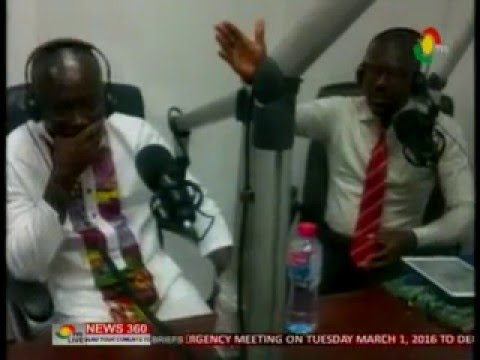 News360 - Media Foudation for West Africa to monitor use of intemperate language - 29/2/2016