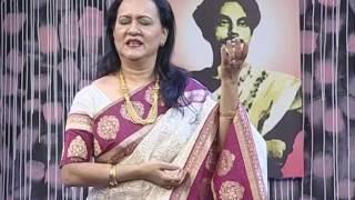 Nazrul Jayonti - Gahi Shammer Gaan 2016...Punam Priyam