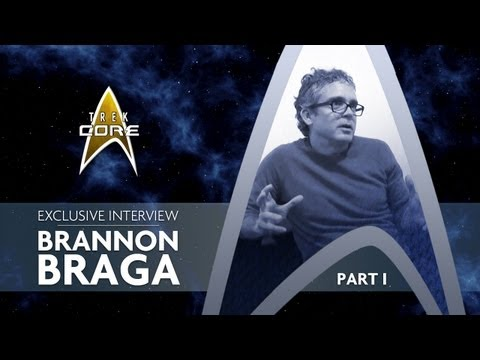TrekCore Interviews Brannon Braga, Part 1