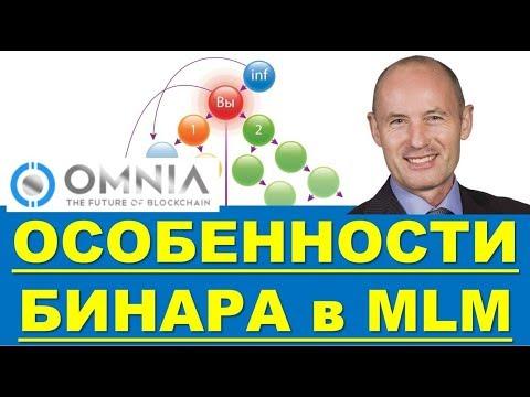 OMNIA - Особенности бинарного маркетинг плана. ОМНИЯ - Николай Лобанов