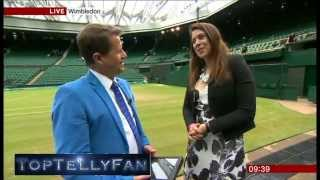 Marion Bartoli interview on BBC News (BBC News, 5.7.14)