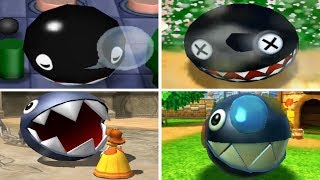 Evolution of - Chain Chomp Minigames in Mario Party