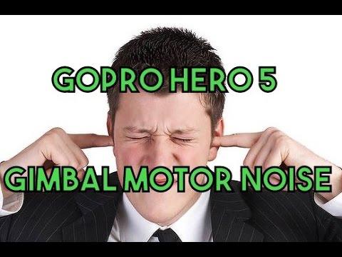 "GOPRO HERO 5 GIMBAL MOTOR NOISE ""LONG RANT"" USING FEIYU TECH AND EVO GP PRO"