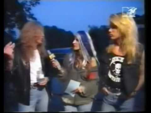 David Coverdale&Adrian Vandenberg Interview 1994
