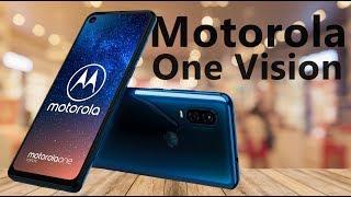 Motorola One Vision Un Smartphone MUY ECONÓMICO (Caracteristicas)