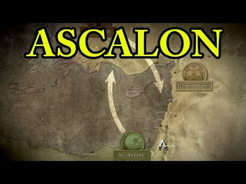 First Crusade Battle Of Ascalon 1099 Ad