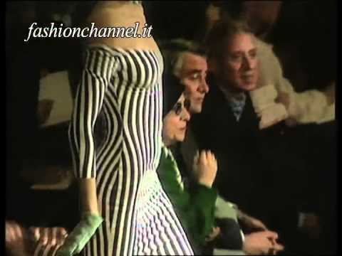 """Jean Paul Gaultier"" Spring Summer 1992 Paris 1 of 4 Pret a Porter Woman by FashionChannel"