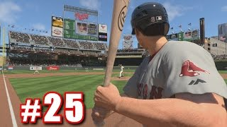 BABE RUTH'S MAJOR LEAGUE DEBUT! | MLB The Show 16 | Road to the Show #25