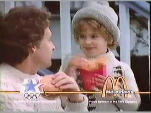 1984 McDonald's Commercial