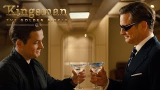 "Kingsman: The Golden Circle | ""Good Will To Kingsman"" TV Commercial 