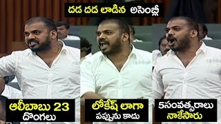 YCP MLA Anil Kumar Yadav STRONG PUNCHES on CBN andamp; Lokesh And TDP Party | Filmylooks