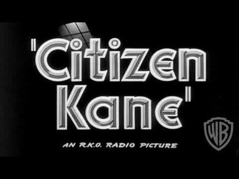 Citizen Kane - Original Theatrical Trailer