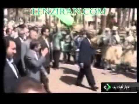 Ahmadinejad visit  general Omar Bashir in Khartoum